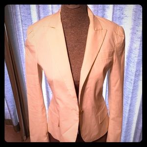 Theory white blazer/ suit jacket size 6